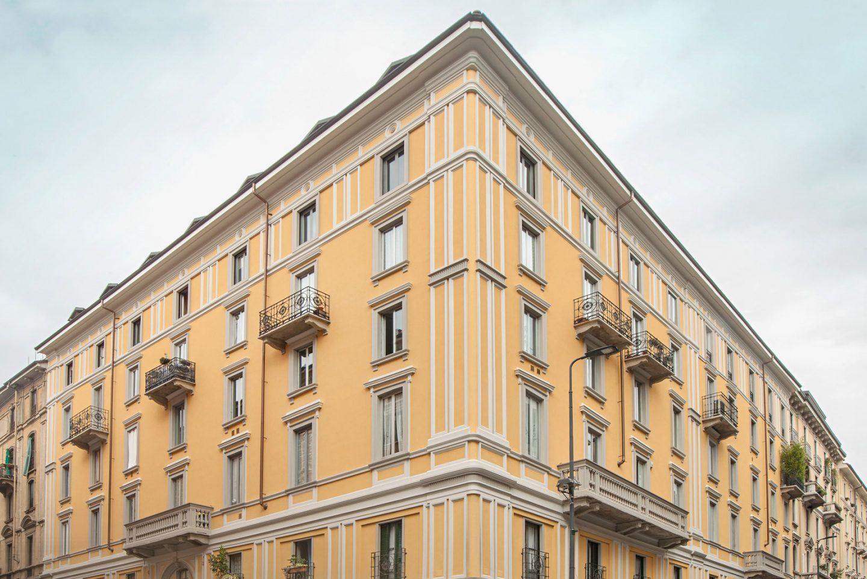Palazzo via P. Castaldi