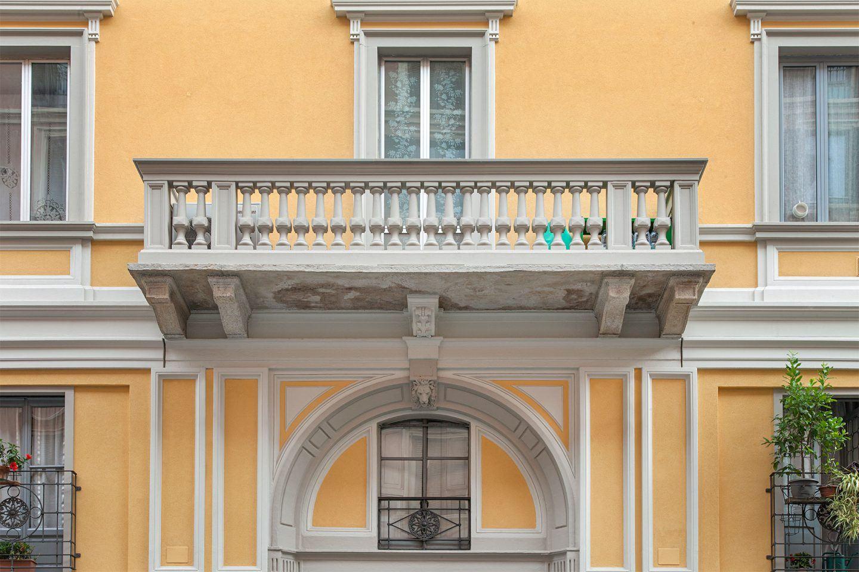 Palazzo via P. Castaldi | <strong>PALAZZO VIA P. CASTALDI</strong> | venue <strong>Milano, Italia</strong> | ph © <strong>Mattia Aquila</strong>