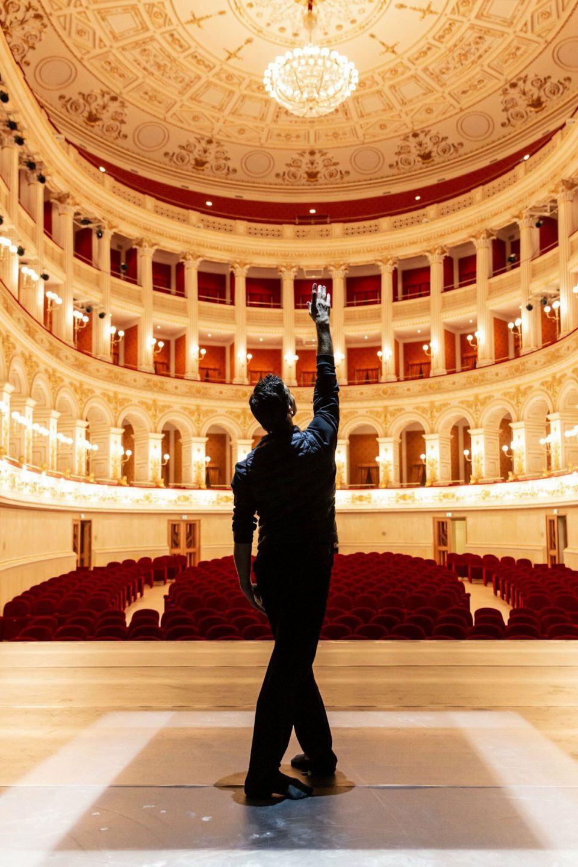 Teatro Amintore Galli | <strong>TEATRO AMINTORE GALLI</strong> | venue <strong>Rimini, Italia</strong> | project <strong>Arch. Luigi Poletti</strong> | ph © <strong>Laura Ferrari</strong>