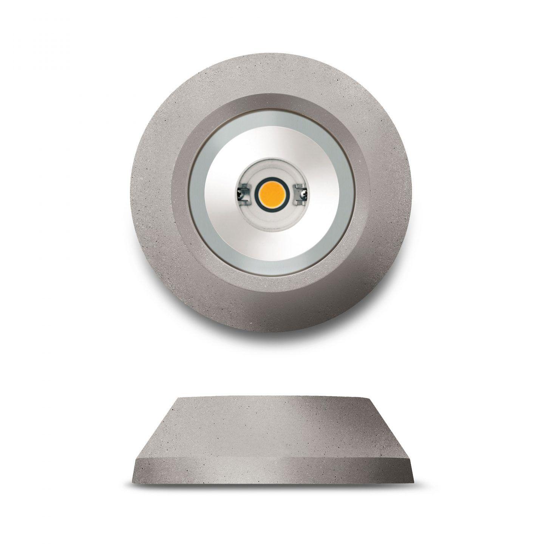 Concrete up-light | <strong>CONCRETE UP-LIGHT</strong> | manufacturer <strong>Simes</strong> | ph © <strong>Claudio Tajoli</strong>