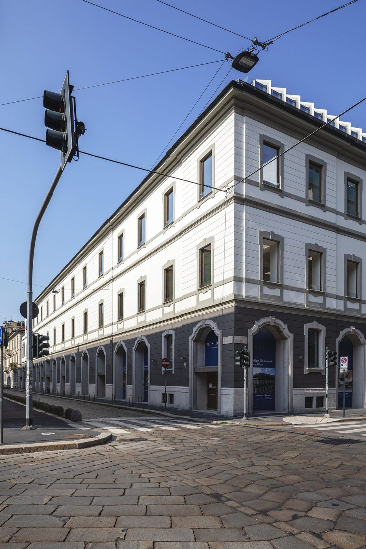 Cortile della Seta | <strong>CORTILE DELLA SETA</strong> | venue <strong>Milano, Italia</strong> | project <strong>Asti Architetti</strong> | ph © <strong>Claudio Tajoli</strong>