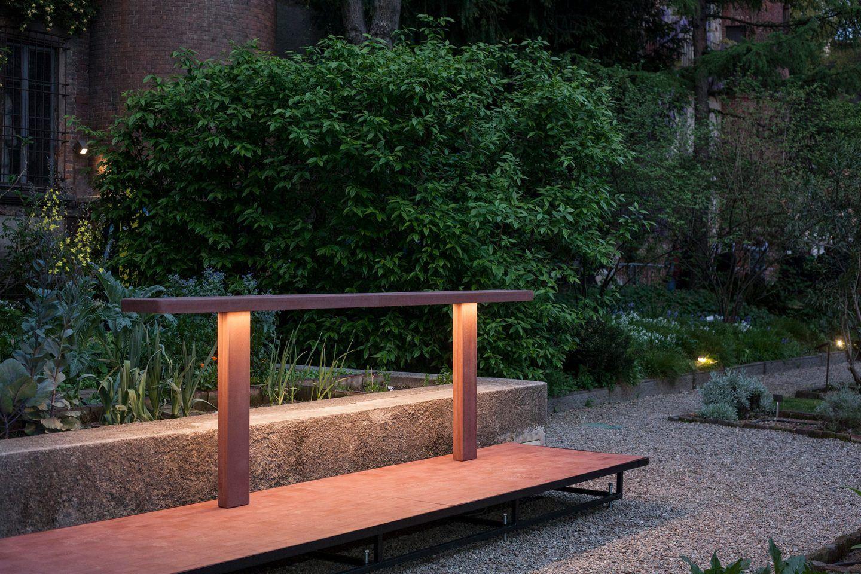 Pigmenti open-air | <strong>PIGMENTI OPEN-AIR</strong> | venue <strong>Orto Botanico di Brera, Milano, Italia</strong> | project <strong>Marco Merendi & Diego Vencato</strong> | ph © <strong>Federico Ferramola</strong>