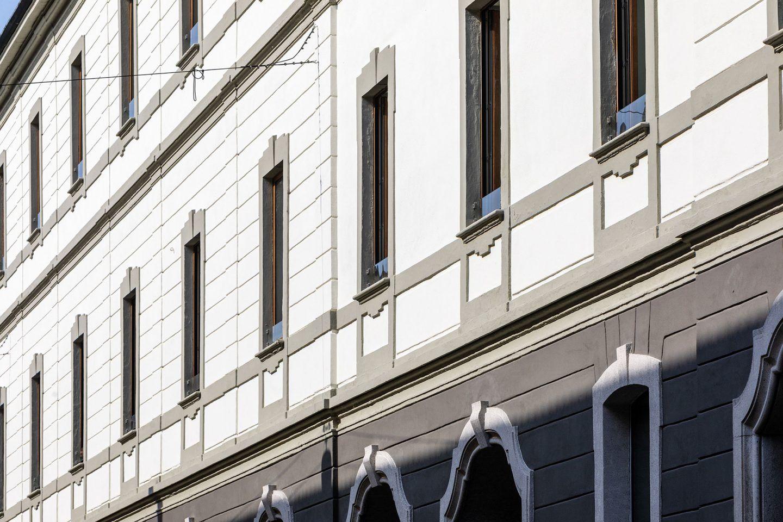 Cortile della Seta | <strong>CORTILE DELLA SETA</strong> | luogo <strong>Milano, Italia</strong> | progetto <strong>Asti Architetti</strong> | ph © <strong>Claudio Tajoli</strong>